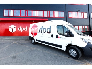 Новый партнер по доставке DPD