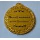 Медаль Выпускник детского сада *Медвежонок* - MK312