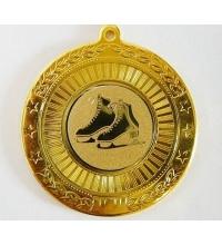 Медаль наградная *Фигурное катание* - 50мм. MK179