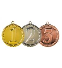Медали за 1, 2, 3 места 45 мм. P005