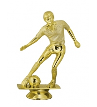 Статуэтка фигурка Футболист - 114 мм