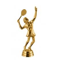 Статуэтка фигурка Теннис - Девушка