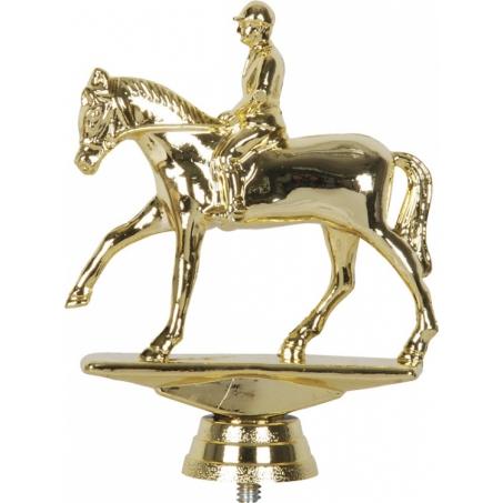 Статуэтка конный спорт, Всадник