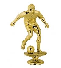 Статуэтка фигурка Футболист - 116 мм