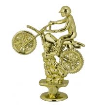 Статуэтка мотоциклист