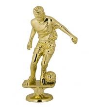 Статуэтка фигурка Футболист - 115 мм.