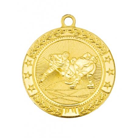 Медаль наградная *Хоккей* 50мм. MK184