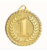 Медали за 1, 2, 3 места 33 мм. MK238