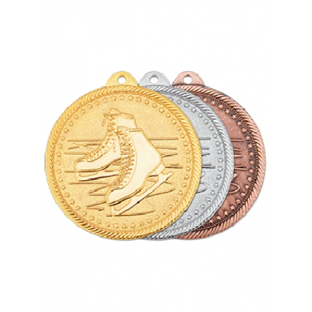 Медаль  *Фигурное катание* - 50мм. MK302