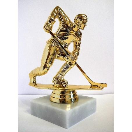Статуэтка фигурка хоккеист нападающий
