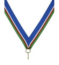 Лента для медали 24мм. Саха - Якутия