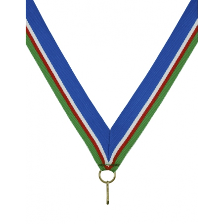 Лента для медали 24 мм. Саха - Якутия