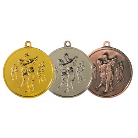 Медаль Танцы