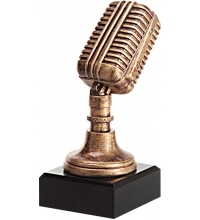 Приз микрофон