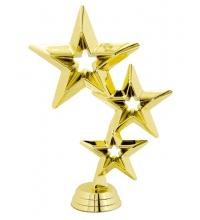 Статуэтка *Три Звезды* 150мм