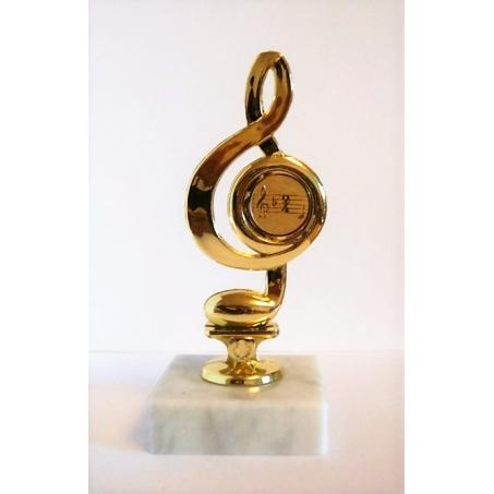 Статуэтка Скрипичный ключ