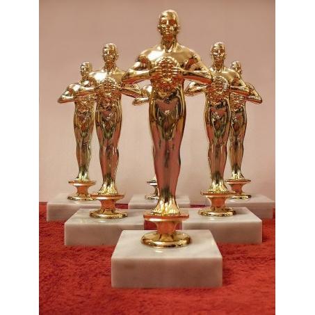 Статуэтка Оскар 150мм.