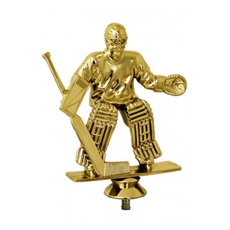 Статуэтка вратарь хоккей