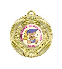 Медаль Выпускник детского сада *Медвежонок* - MK61