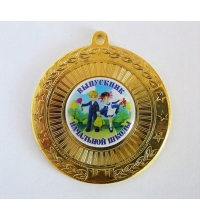 Медаль Выпускник начальной школы MK179