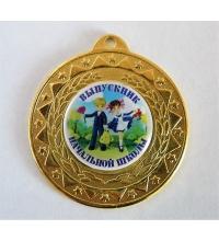 Медаль Выпускник начальной школы MK222